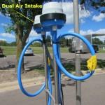 Aistream Venturi aerator Air Intake